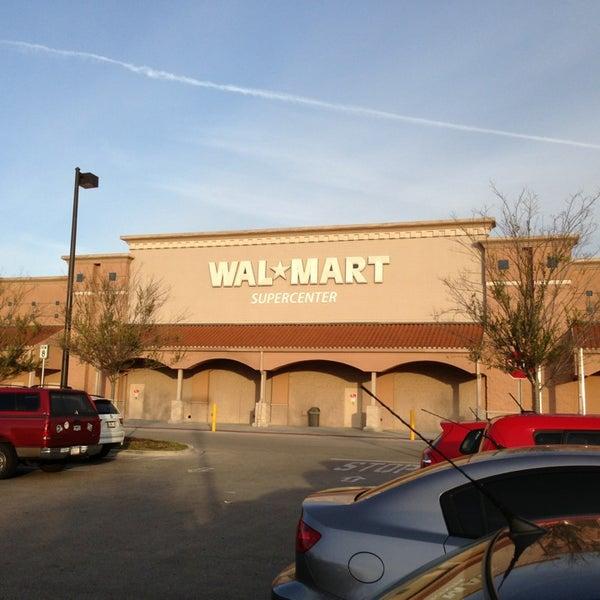Photo taken at Walmart Supercenter by Alyssa J. on 1/22/2013