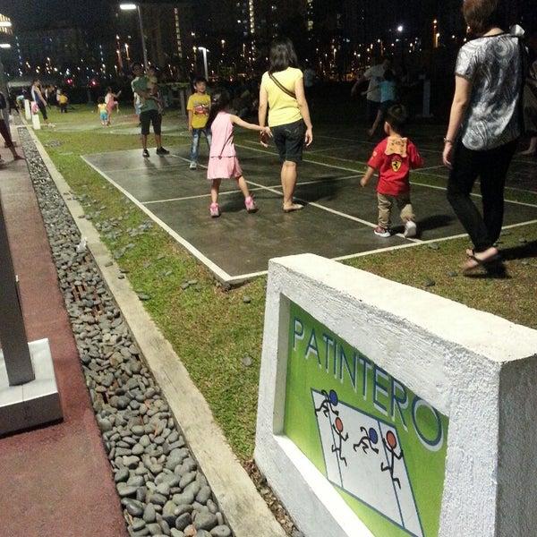 Photo taken at Bonifacio High Playground by Regan P. on 2/24/2013