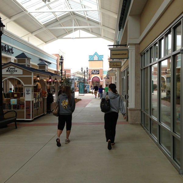 Photo taken at Tanger Outlet Mebane by marfdrat F. on 3/17/2013