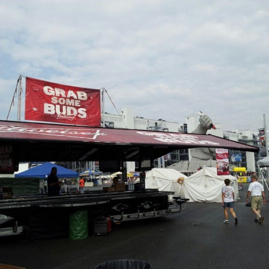 Photo taken at Dover International Speedway by Shawn W. on 9/28/2012