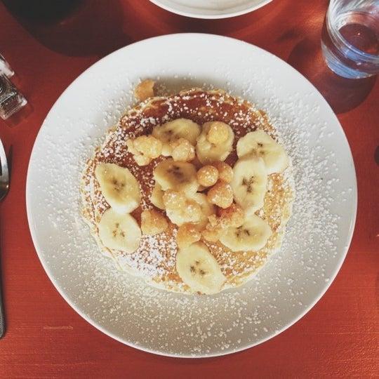 Photo taken at Lula Café by Kelsey T. on 10/19/2012
