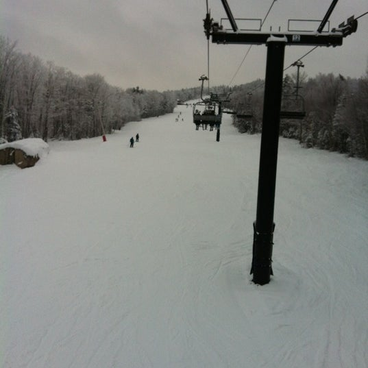 Photo taken at Bretton Woods by Kevin M. on 12/31/2012