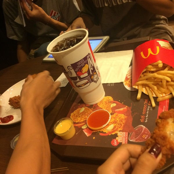 Photo taken at McDonald's by Bestchy A. on 6/8/2015