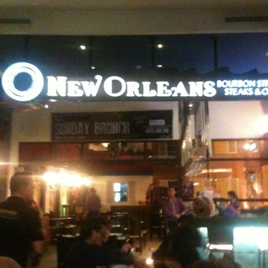 Photo taken at Murray's New Orleans by Julius Ivan F. on 11/1/2012