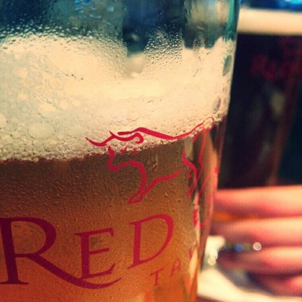 Photo taken at Red Ox Tavern by Dave B. on 5/9/2014