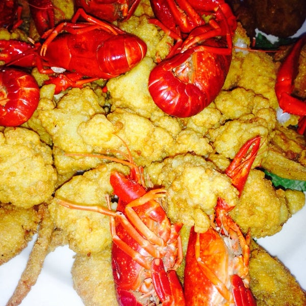 Photo taken at Corky Bell's Seafood by Johnny M. on 10/9/2013