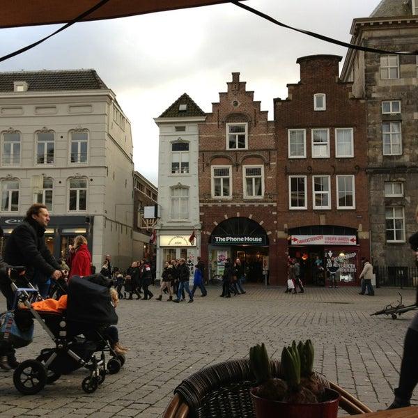 Photo taken at Jeronimus eet & borrel café by Ger N. on 12/30/2012