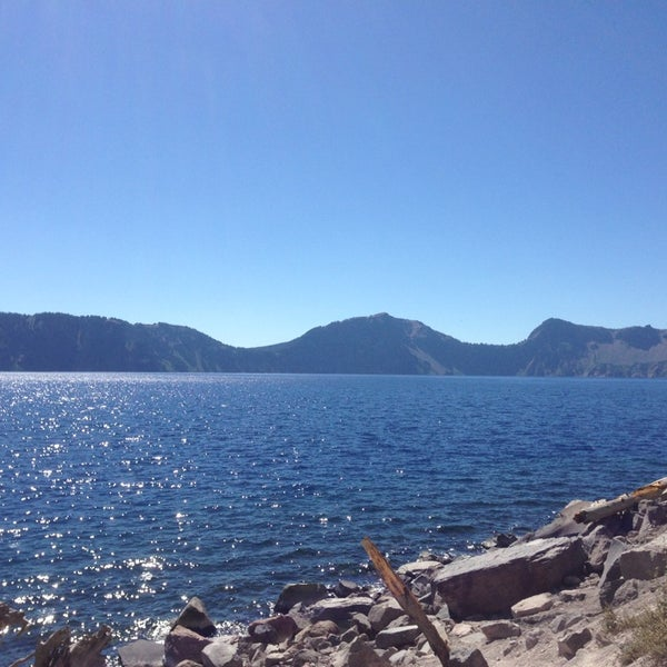 Photo taken at Crater Lake National Park by Eugene C. on 9/11/2013
