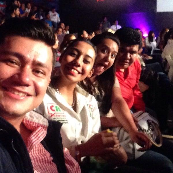 Photo taken at Arena Adolfo Lopez Mateos by Gabii R. on 8/2/2014