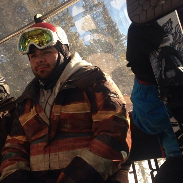 Photo taken at Breck Connect Gondola by 🏂Mike🔪 K. on 1/6/2014