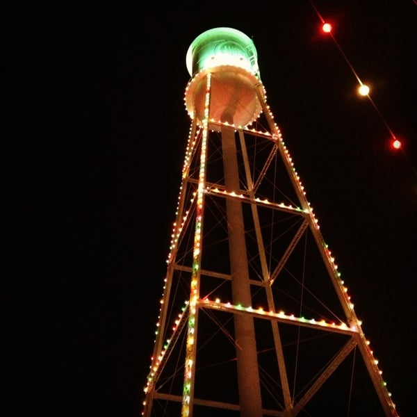 Photo taken at Lucky Strike Water Tower by Teresa P. on 12/7/2013