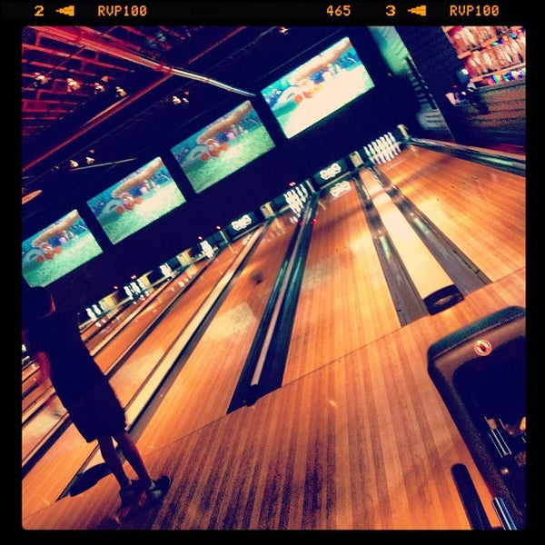 Photo taken at Brooklyn Bowl by @HungryEditor B. on 6/8/2013