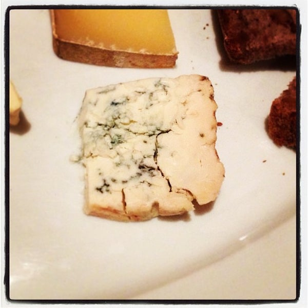 Photo taken at Bar Boulud by @HungryEditor B. on 2/9/2013