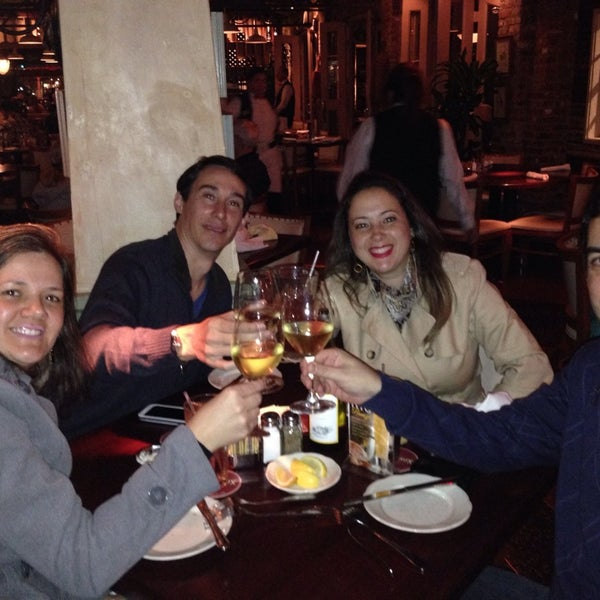 Photo taken at Pappadeaux Seafood Kitchen by Adriana C. on 1/11/2014