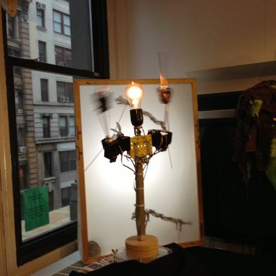 Photo taken at NYU ITP by Jorge O. on 12/16/2012