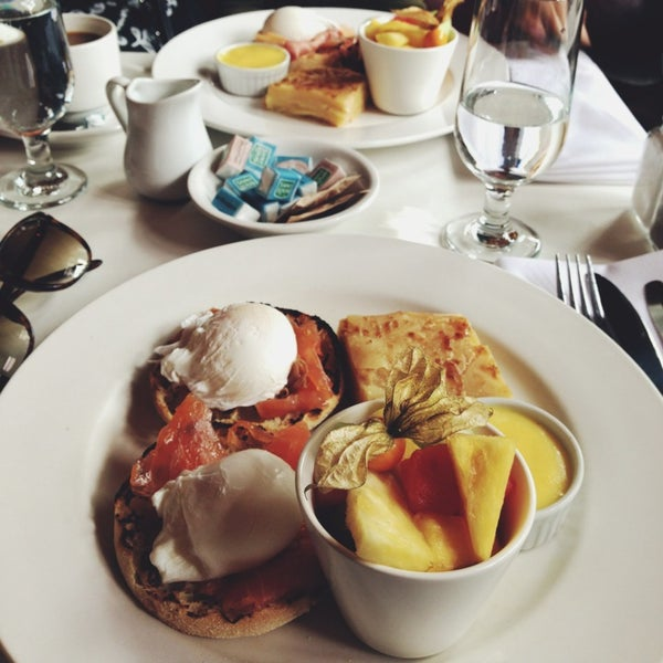 Eggs Benny is off the hook - Also try their plain croissant with a bowl of cafe et lait.
