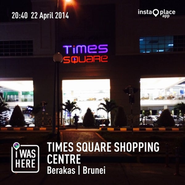 Photo taken at Times Square Shopping Centre by Azran Malda A. on 4/22/2014