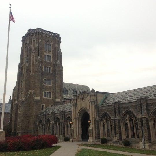 Photo taken at Cornell University by Teresa L. on 11/11/2012