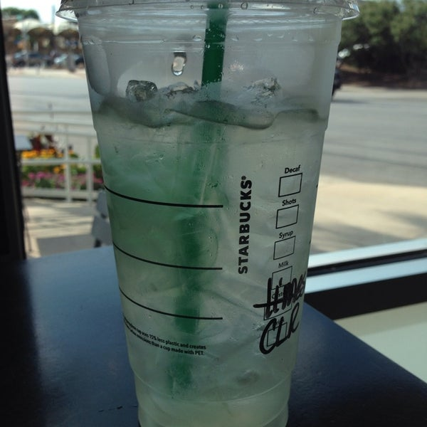 Photo taken at Starbucks by Andy on 6/13/2014