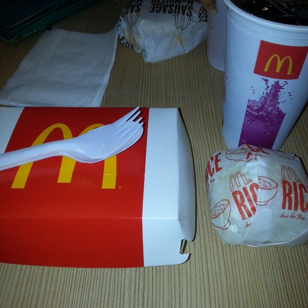 Photo taken at McDonald's by Dha M. on 2/16/2013