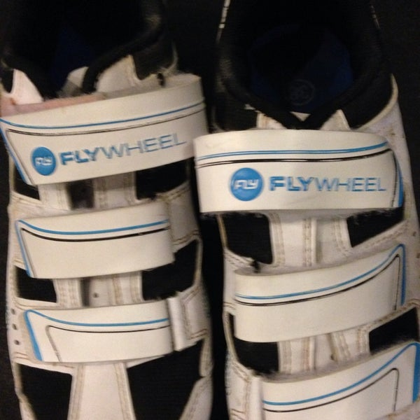 Photo taken at Flywheel Sports by Courtney N. on 1/24/2015