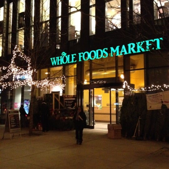 Photo taken at Whole Foods Market by joseph n. on 11/26/2012
