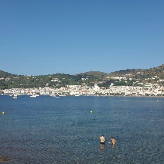 Photo taken at Port de la Selva by Anna F. on 8/18/2014