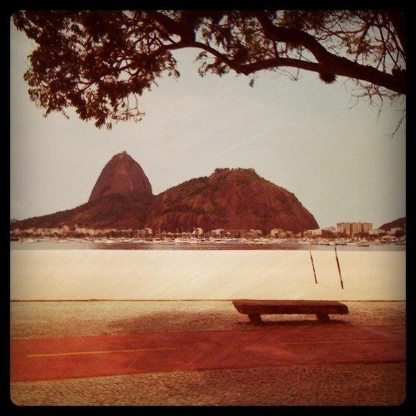 Photo taken at Aterro do Flamengo by Felipe S. on 1/2/2013