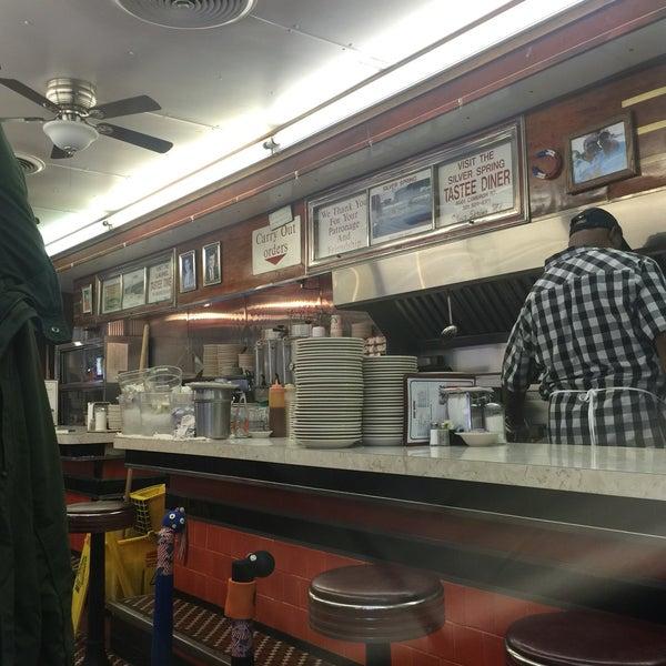 Photo taken at Tastee Diner by Amber C. on 1/12/2017
