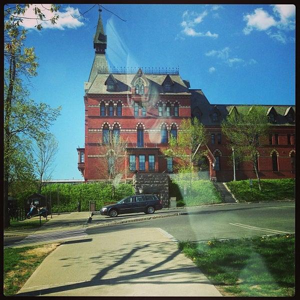 Photo taken at Cornell University by Sebastian R. on 5/4/2013