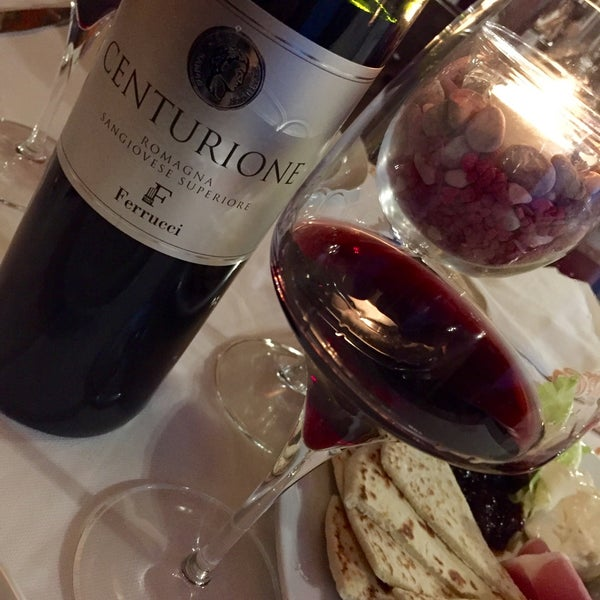 Photo taken at Al sangiovese by GL on 6/18/2016