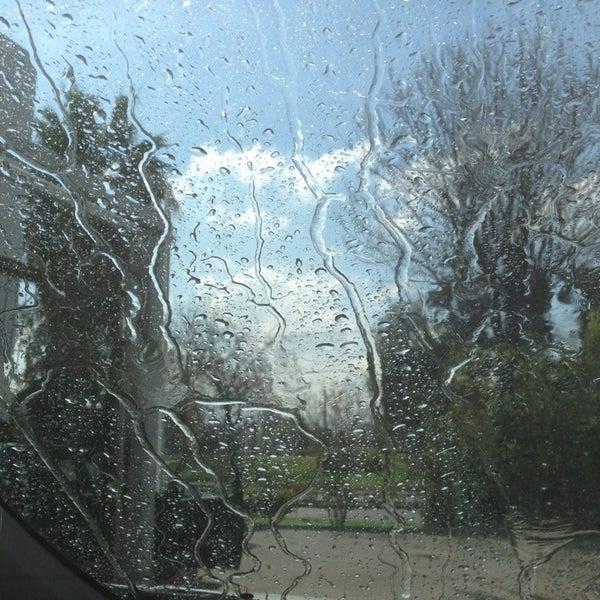 Pulenta lavación del auto, el aspieado es buenísimo!!