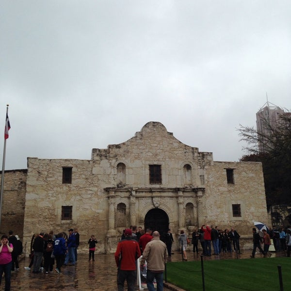 Photo taken at The Alamo by Mike S. on 3/8/2014