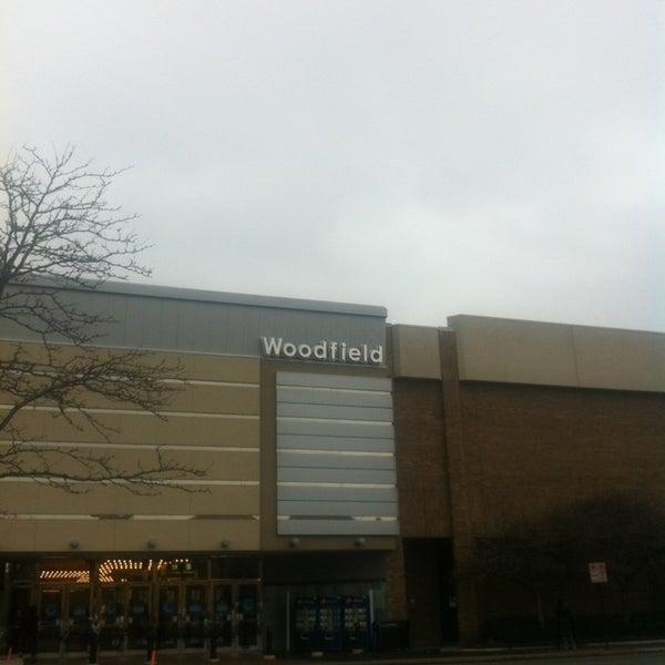 Photo taken at Woodfield Mall by Bashiri W. on 12/24/2012