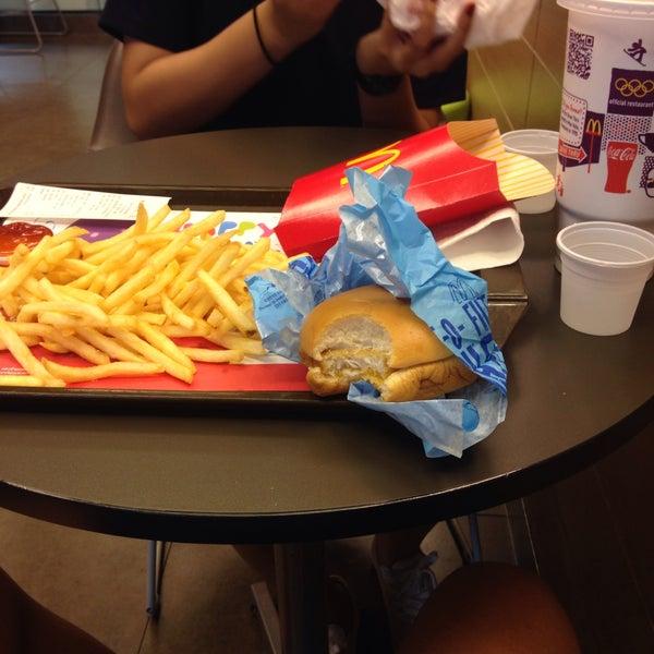 Photo taken at McDonald's by Aye C. on 3/26/2016