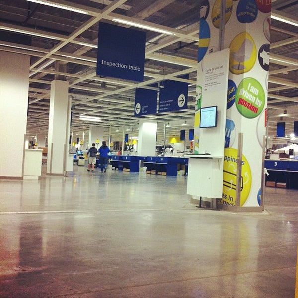 Photo taken at IKEA Centennial by Matt D. on 5/10/2013