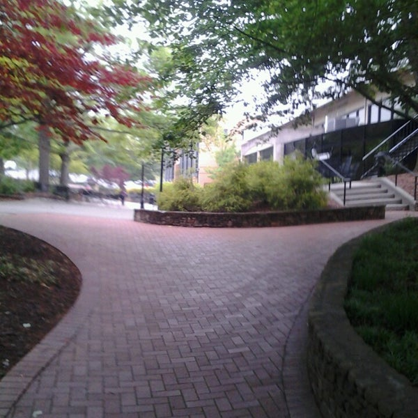 Photo taken at Carmichael Student Center by Ed B. on 4/30/2013