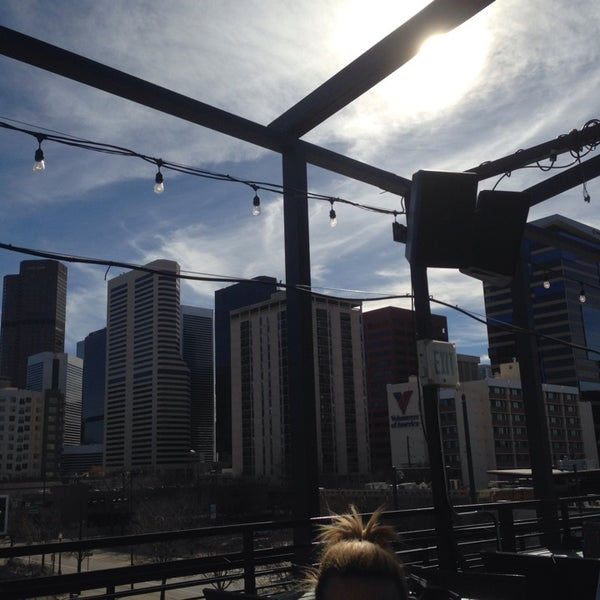Photo taken at ViewHouse Eatery, Bar & Rooftop by Bailey K. on 11/13/2013