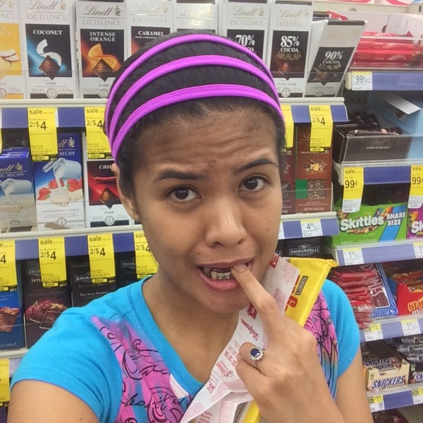 """Photo taken at Walgreens by Shye """"Sky Queen"""" A. on 5/16/2014"""