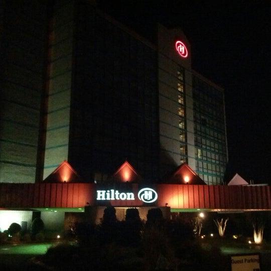 Hilton Hotel Internship
