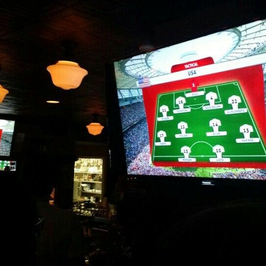 Photo taken at Laughing Man Tavern by Dan R. on 7/5/2015