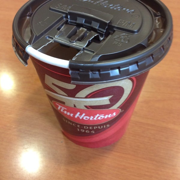 Photo taken at Tim Hortons by Michael L. on 5/4/2014