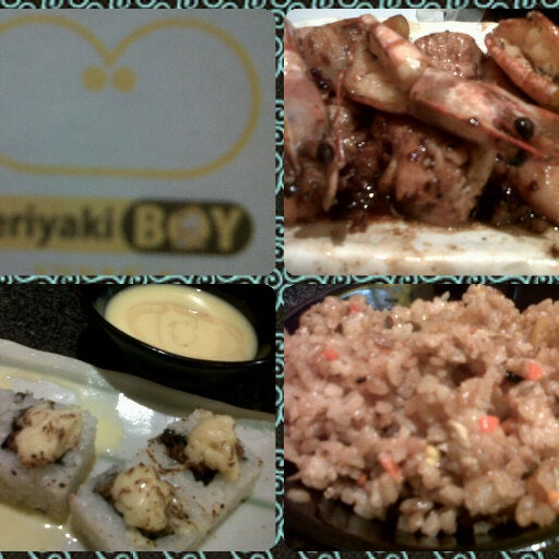 Photo taken at Teriyaki Boy by Gaille B. on 10/31/2013