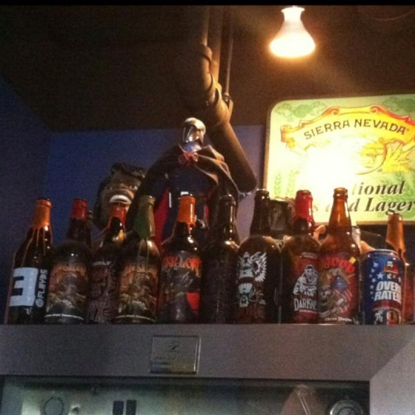 Photo taken at Three Floyds Brewery & Pub by Cheryl B. on 5/2/2013