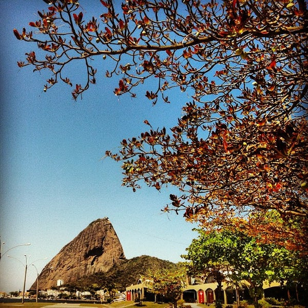 Photo taken at Aterro do Flamengo by Camila B. on 10/3/2012