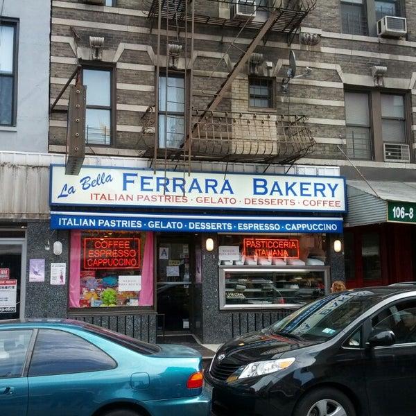 mentana vs ferrara bakery - photo#48