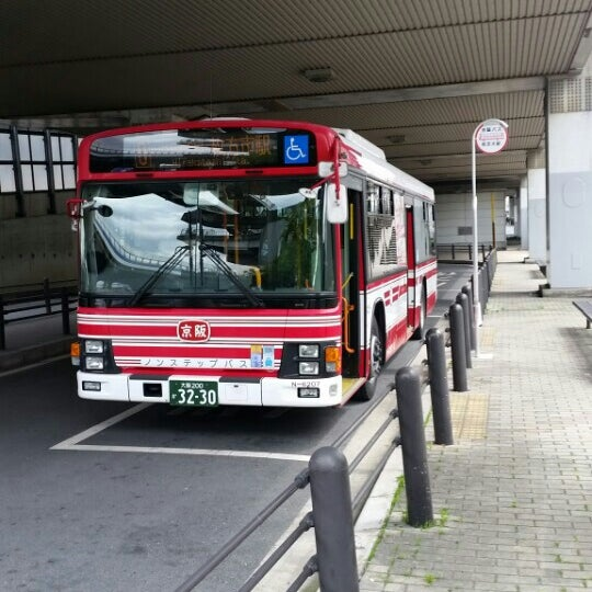Photo taken at 阪急 南茨木駅 (Minami-ibaraki Sta.) (HK-68) by Nakagawa T. on 4/12/2015