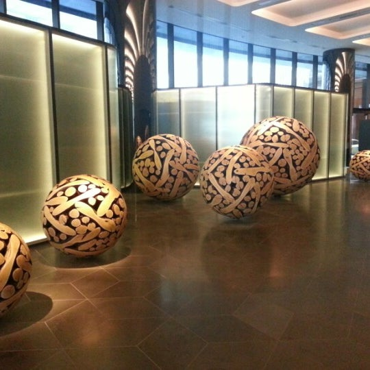 Photo taken at Crown Metropol Hotel by Dimitri R. on 10/2/2012