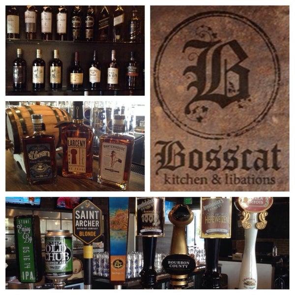 Bosscat kitchen and libations restaurant for Bosscat kitchen