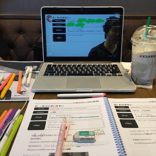 Photo taken at Starbucks by Cincind M. on 10/30/2016